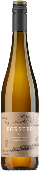 Forsters Cuvée weiss & fruchtig