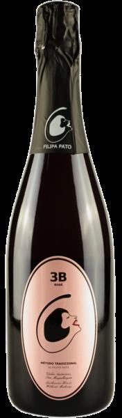 3B Espumante Rosé Extra Brut