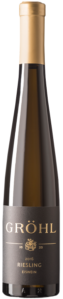 Riesling Eiswein Goldkapsel