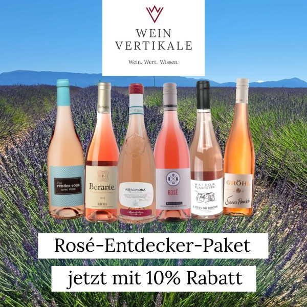 Rosé-Entdecker-Paket