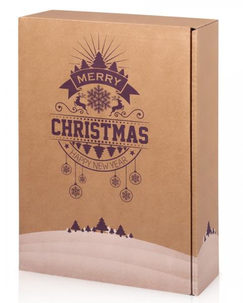 3er Präsentkarton Natura Christmas