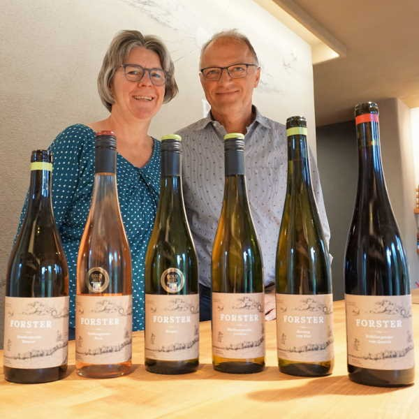 Winzer-Probierpaket - Weingut Forster - Nahe