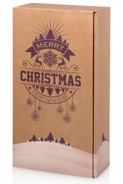 2er Präsentkarton Natura Christmas